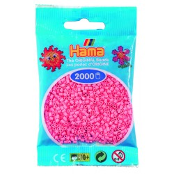 Hama Miniperlen 2000 Stk rose (6)