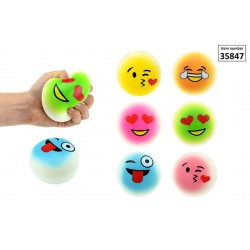 Emoticon Squeezies