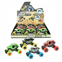 Metall Buggy mit hoher Federung