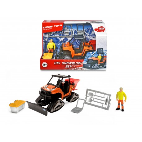 Playlife - UTV Snowplow Set